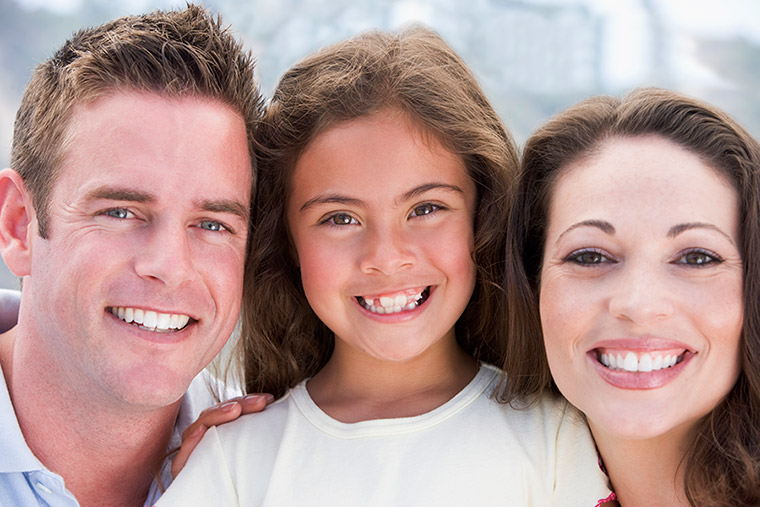 family visits oral surgeon